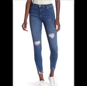 28 Free People skinny jeans